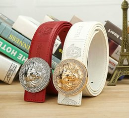 Leather briefs for men online shopping - 2019 Fashion brief fashion designer belts new brand designer belts mens high quality goddess buckle belts for men women genuine leather belt