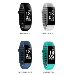 $enCountryForm.capitalKeyWord UK - IP67 Waterproof Bracelet For Dido F9 Smart Watch TFT Color Screen Heart Rate Monitoring Pedometer USB 2.0 Four Colors Optional