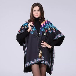 $enCountryForm.capitalKeyWord Canada - Autumn and Winter New Style Dressed in the Shawl Cloak of the Euro-American Simulated Cashmere Nationality