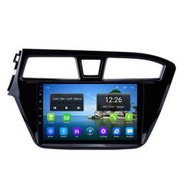 $enCountryForm.capitalKeyWord UK - Android 4G LTE HD 1080P car MP3 MP4 Music player ecxellent bluetooth high quality GPS fast delivery for HYUNDAI i20 left driving 9inch