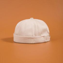 $enCountryForm.capitalKeyWord Australia - 2019 New Couple Skullcap Casual Short Thread Hip Hop Hat Adult Men Beanie Wool Knitted Beanie Skull Cap Elastic Hats Unisex hats fitted