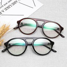 fa43386a248 New Fashion 2019 Round Eyeglasses Frames Optical For Men Women Brand Retro  Vintage Myopia Eye Glasses Frame Oculos De Grau sol