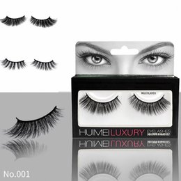 6c45a367f47 3D Eyelashes Fake Lashes Natural Long Fiber False Eyelashes Multilayer Soft Makeup  Lashes Extension Tools KKA6719