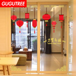 $enCountryForm.capitalKeyWord UK - Decorate Home chinese new year art wall sticker decoration Decals mural painting Removable Decor Wallpaper G-2596