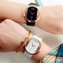 $enCountryForm.capitalKeyWord Australia - Wholesale Cheap Watches Fahion Hot Sale Ladies Dress Wristwatches Casual Black Leather Strap Female Watch Dropshipping Quartz Alloy Watches