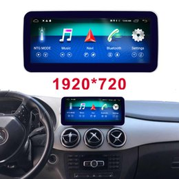 mercedes benz car radio Canada - 4G RAM WiFi display for Mercedes Benz B Class 2012-2015 Car GPS Navigation radio stereo Replacing Dashboard Tablet multimedia player