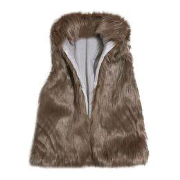 $enCountryForm.capitalKeyWord Australia - Women's Wool Faux Fur Stand Collar Jacket Faux Fur Coat Jacket Women Winter 2019 Pocket Sweater Plus Size Ladies Coat #711
