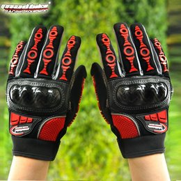 $enCountryForm.capitalKeyWord NZ - 2018 Hot sale New spring summer MAD-12 full finger motorcycle gloves motorbike Electric bicycle gloves drop resistance
