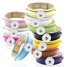 "$enCountryForm.capitalKeyWord Australia - 18+8MM PU Leather Heart Wristband Bracelets "" Can Choose the Color"" (10 pieces lot) Fit Slide Letter  Slide Charm LSNB11-1*10"