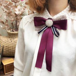 $enCountryForm.capitalKeyWord Canada - MIARA.L Korean professional dress college wind women's small tie Japanese bow tie activities bow