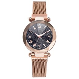 Star Belts Australia - Women'S Magnet Watch Fashion Star Belt Fashion Watch Women Personality Wild Quartz