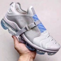 Comfy sneakers online shopping - 2019 New Designer Shoes TN Plus Paris Works in Progress Mens Sneakers Comfy Lifestyle Shoes For Male Sports Running Trainers Sneakers CI1506