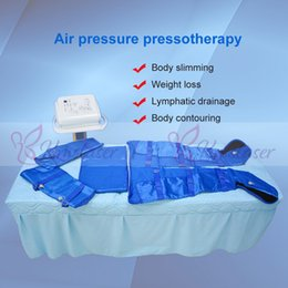 Slimming Home Australia - Portable home use air pressure pressotherapy lymphatic drainage body slimming spa salon beauty machine
