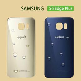 $enCountryForm.capitalKeyWord Australia - For Samsung Galaxy S6+ G928 Back Battery Door Housing Cover Case S6 edge plus Battery Cover