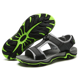 $enCountryForm.capitalKeyWord Canada - 2018 Men's Fashion Sandals Beach Brand Casual Shoes Man Footwear Male Adult Summer Outdoor Beach Sandalias Hombres Big Size 45