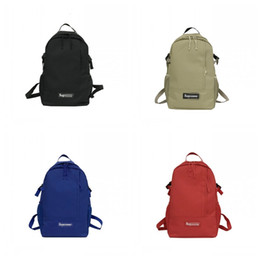 Couple football online shopping - Sup Brand Backpack School Bags Computer Package Loves Couple High Capacity Students Wear Resistant Portable hot sale xqf1