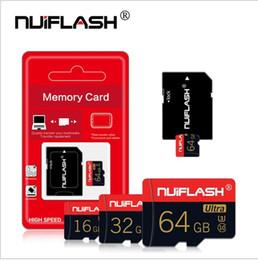 $enCountryForm.capitalKeyWord NZ - Wholesale New style Class 10 Micro SD Card 8G 16G 32GB 64GB U3 Memory Card microsd 32 gb 64gb SDHC SDXC TF Card for Smartphone