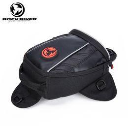 $enCountryForm.capitalKeyWord UK - Wholesale free shipping ROCK BIKER motorcycle tank bags knight off-road bags racing off-road bags cycling sport bags zipper waterproof