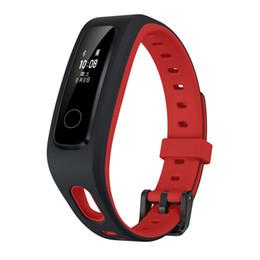 $enCountryForm.capitalKeyWord Australia - Original Huawei Honor Band 4 Running Version Smart Wristband Fitness Tracker Sports 50M Waterproof Bracelet Sleep Monitor