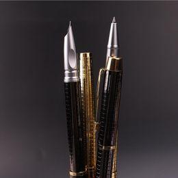 Business Pens Australia - Free Shipping Luxury Metal Ballpoint Pen Business Fast Writing Gift Brand Pen Buy 2 Send Gift
