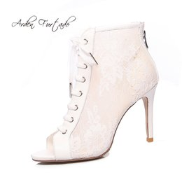 Bride Wedding Shoe 15 Centimeters High Heel Sandals Office & School Supplies Followed By Drilling Holes And Sexy Womens Dance Shoes Cheap Sales