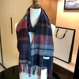 bee scarves Canada - Top quality Winter Scarves for Women and men bee warm Scarves Pashmina Scarf Thick Shawls with box
