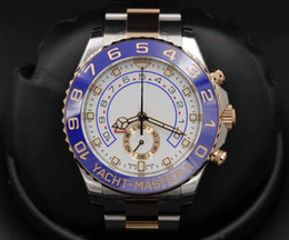Best quality products online shopping - Men s Luxury Products Best Quality Classic Series Wristwatches Automatic Mechanical Ceramic Bezel Men s Asia Two Tone Gold Watch