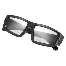 Passive 3D-Brille VR Virtual Reality Brille zirkular polarisierte Objektive für Sony Panasonic TV Echt D Filme Kinos Theater im Angebot
