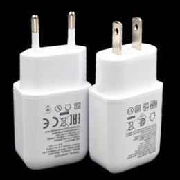SamSung g6 online shopping - Fast Charge Universal V A V A Eu US Ac Home Wall charger For LG G5 G6 Samsung s8 s9 s10 note android phone