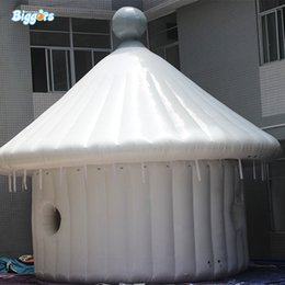 $enCountryForm.capitalKeyWord UK - Factory Price Giant Air Structure Inflatable Party Tent Mushroom Tent Inflatable Camping Tent for Outdoor Activity