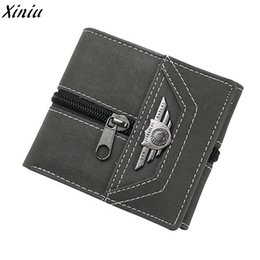 $enCountryForm.capitalKeyWord Australia - New Fashion Men Wallet 2019 Hot Sale Designer Small Purse Rfid Coin Card Holder Male Bag Mini Slim Leather Thin Wallets For Men