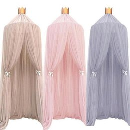BaBy Room Curtains Online Shopping   Baby Bed Mosquito Net Kids Bedding  Round Dome Hanging Bed
