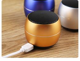 $enCountryForm.capitalKeyWord Australia - 2019 Hot sale BM Bluetooth speaker S3 ultra-small plug-in mini-audio 1+1 aluminium alloy shell TWS explosion high quality