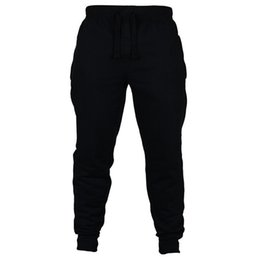 $enCountryForm.capitalKeyWord NZ - Men Sports Fitness Fabala Sweatpants Workout Casual Gym Long Activewear Jogging Ankle-tied Exercise Running Trouser