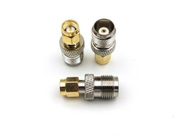 $enCountryForm.capitalKeyWord Canada - 50pcs copper RP-TNC Female Plug to RP-SMA Male Jack Center RF Coaxial connector