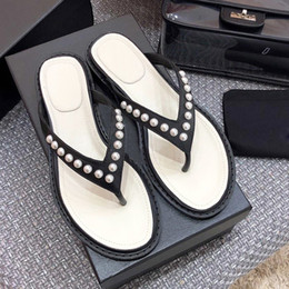 $enCountryForm.capitalKeyWord Australia - high quality fashion ladies casual shoes sandals ladies leather slippers women's flat shoes soft soles leather slippers flat ladies shoe qs
