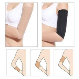 820c4f0dce Arm Shaper Sleeves Beauty Women Shaper Weight Loss Thin Legs Thin Arm  Calorie Off Fat Buster Slimmer Wrap Belt 2pcs pair CCA10983 60pairs