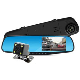 $enCountryForm.capitalKeyWord UK - Dual Lens 4.3 inch 1080P Car DVR Dash Cam Dual Camera Recorder