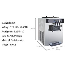 $enCountryForm.capitalKeyWord Australia - 1800W Commercial Soft Ice Cream Machine Automatic Ice Cream Maker Intelligent Soft Serve Ice Cream Machine