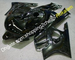 $enCountryForm.capitalKeyWord Australia - For Honda Fairing CBR600F3 1995 1996 CBR600 F3 95 96 Cowl CBR 600F3 Gloss Black Motorcycle Cowling Aftermarket Kit (Injection molding)