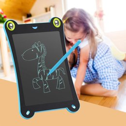 tablet stylus for drawing Australia - 8.5 Inch LCD Writing Tablet Digital Handwriting Drawing Board Frog Shape With Stylus Pen Christmas Gift For Kids