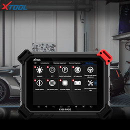 Odometer For Toyota Cars Australia - 2018 XTOOL X100 PAD2 OBD2 Auto Key Programmer Odometer Correction Tool Code Reader Car Diagnostic tool with Special Function