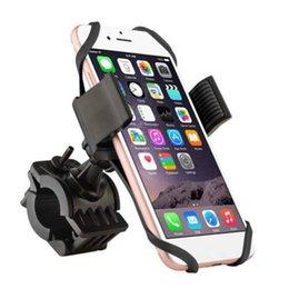 suporte novo da montagem do suporte do guiador da bicicleta da bicicleta para o carro móvel do telemóvel