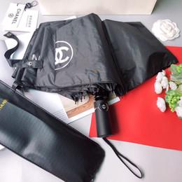 Nuovo modo di arrivo Parasole dell'ombrello per le donne del progettista della signora protezione solare con l'ombrello a fiori uccelli Stampa Protezione UV ombrello pieghevole 004 in Offerta