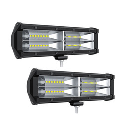 Lamp for tractor online shopping - 9 Inc W LED Flood Light Offroad Driving Work Lamp Auxiliary Fog Lights for Jeep Car Truck Tractor Motorcycle Boat