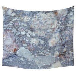 China Marble Model 3D Creative Pattern Tapestry Ployester Wall Hanging Tapestry for Wall Decoration Fabric Home Background Cloth Yoga Mats H405 cheap fabric cloth background suppliers