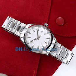 drive bracelet NZ - 231.10.42.21.02.003 luxury mens watches automatic white dial classic 41.5mm 316L steel bracelet 8215 mechanical movement driving watch
