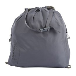 5617cd85ce7f basketball shoes bag 2019 - 2017 Outdoors Sports Lightweight Basketball  Shoes Drawstring Containers Travel Bags Climbing