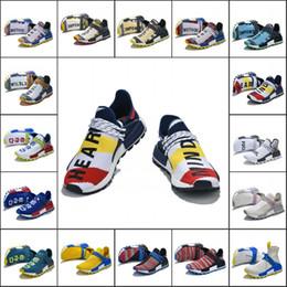 $enCountryForm.capitalKeyWord Australia - 2019 Cheap NMD HUMAN RACE Pharrell Williams Men & Women Mc Tie Dye Solar Pack Mother Designer Fashion Sport Shoes