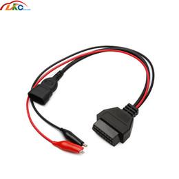 3pin cable online shopping - Fi at pin Lancia Alfa Romeo pin to OBD2 OBD pin tool adapter Connector cable Fi at alfa lancia to